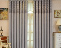 Wholesale curtain fabric for sale - Group buy 2020 hot sale Manufacturers direct imitation cashmere Chenille jacquard curtain simple European curtain fabric can be customized products