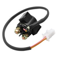 Wholesale start honda for sale - Group buy Motorcycle Start Relay Solenoid for Honda TRX300 TRX350 TRX90 Motor Accessories