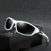 Wholesale outdoor sport night vision sunglasses for sale - Group buy 2020 New Top quality Men Sports Polarized Sunglasses Square Sports Casual Sunglasses Outdoor Sunglasses Night vision sports cycling