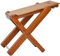 Wholesale Guitar Footstool Solid Wood Guitar Pedal Guitar Foot Rest Stool Pedal Level Adjustable Folding Wood Footstool Pedal