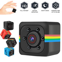 20pcs---SQ11 Full HD 1080P Mini Cameras Night Vision Camcorder Portable Micro Sport Video Recorder Cam DV Camcorder(not include TF card)