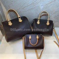 Women Bag Handbag Date Code Cross body shoulder bag purse messenger Leather handles straps