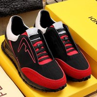 Wholesale sport sheos for sale - Group buy Drop Ship Scuba Low Top Sneakers Mens Shoes Male Sport Comfortable Running High Quality Luxury Footwears Lace Up Plus Size Casual Men Sheos