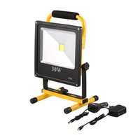 Wholesale degree life for sale – best Super Bright LED Rechargeable Flood Light Series W Work Light LM IP65 K Degree Beam Angle Hrs Life