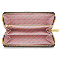 Wholesale vintage pink clutch resale online - Leather Women Wallets Coin Pocket Hasp Card Holder Money Bags Casual Long Ladies Clutch Phone Wallet Women Purse