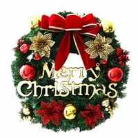 Merry Christmas Wreath Nz Buy New Merry Christmas Wreath Online From Best Sellers Dhgate New Zealand