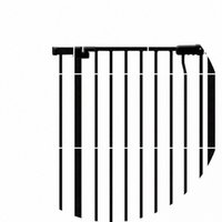 Wholesale baby gates for sale - Group buy Sale Hot Sale Iron Solid Gas Stove Knob Door Stop Baby Gate Baby Safety Gate Stair Extend Pannel cm cm And cm c uTVV