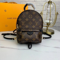 Wholesale Kids and Women Men Backpacks Classic Mini Bags High Quality Leather Shoulders Bags Fashion Backpacks Without Box
