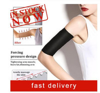 slimming arm shaper sleeve 2021 - 2pcs Arm Slimming Wrap Product For Lose Weight Arm Shaper Instantly Remove Sagging Flabby Arms Sleeve Anti Cellulite