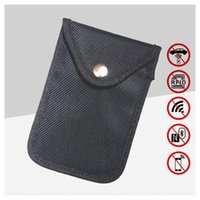 Wholesale international cell phone for sale - Group buy 2020 new international station RFID car key Shield remote key case card cover shield card case