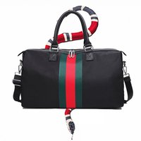 Wholesale travel bag for sale - Group buy mens designer duffle bag designer luggage keepall designer travel luggage travel weekend bags duffle bags luggage bag holdall sports bags