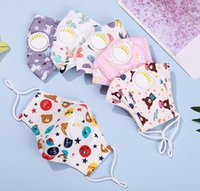 Wholesale shield fabric online – News Cotton Face Masks With Breath Valve PM2 Screen Shield Mask Anti Dust Fabric Kids Washable Mask With Filter
