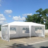 Wholesale events tent resale online - Outdoor x20 Canopy Party Wedding Tent Gazebo Pavilion Cater Events Sidewall