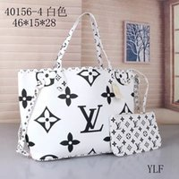 Wholesale girls large shopping bags for sale - Group buy Brand letter Crossbody bag Canvas Beach Totes Patchwork Bag Large Shopping Bags Kids Handbags purse with Lining Inside grils Outdoor Bags