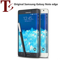 Wholesale Refurbished Samsung Galaxy Note Edge N915A N915T N915P N915V N915F Unlocked Cell Phone GB GB inch MP mobile phone