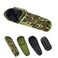 MT US Army Mlitary Modular Sleeping Bags System Woodland Extremly Cold Resistant
