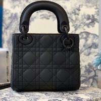 Wholesale unisex cross body bags resale online - 2020 Designer Luxury Handbags Purses Women Shoulder bag Genuine Leather with Houndstooth Fabric Cross Body Saddle Handbag High Quality Bag