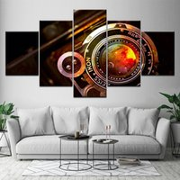 Wholesale modern photography prints resale online - Photography Fancier Fashion Camera panel Picture Print on Canvas for Modern Wall Art Home Decorations Customized and