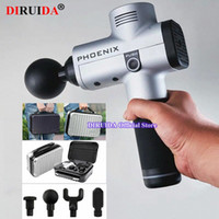Wholesale tools phoenix for sale - Group buy Poland VIP Phoenix A2 Muscle Massage Gun Deep Tissue Massager Relief Body Shaping Electric Vibrating Relax Tool gnYn