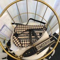 Wholesale lovely cross handbags resale online - 2020 HOT sales Fashion brand luxury shoulder bag designer handbags Macaron color Style cross body bag Lovely style d214