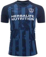 Wholesale la galaxy away jersey resale online - 2020 MLS Los Angeles Galaxy Soccer Jerseys CHICHARITO PAVON J DOS SANTOS HERNANDEZ KAMARA Custom Home Away LA Galaxy Football Shirt