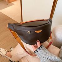 Wholesale fanny pack purse leather resale online - 2020 hoto Newest Stlye Bumbag Cross Body fashion Shoulder Belt Bag Waist purse Bags pocket handbags Bumbag Cross Fanny Pack Bum Waist Bags