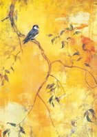 Wholesale large birds resale online - Birds Large size Art Painting Home Decor Handpainted HD Print Oil Painting On Canvas Wall Art Canvas