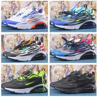 Wholesale 200 maxes New Air Rasta Royal Pulse breathe Children running shoes boy girl youth kid sport Sneaker size