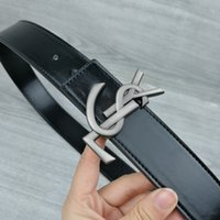 Wholesale bracelet topaz resale online - Designer Belts Womens Animal Style Brand Woman Belt Casual Fashion Smooth Buckle Belt Highly Quality free df
