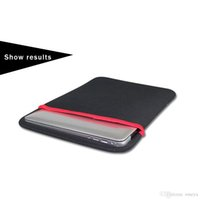 Wholesale 12 inch tablet case resale online - Tablet Sleeve inch Neoprene Pouch Bag Protective Case for Tablets Notebook Computer Coque