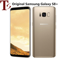 Wholesale Refurbished Original Samsung Galaxy S8 Plus G955F G955U G inch Octa Core GB RAM GB ROM inches Smart Mobile Phone