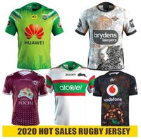 ingrosso nrl warriors-S-5XL 2020 Warriors NRL Nines Jersey CANBERRA Assaulter Occidenti Tigers Sud Sydney Rabbitohs Manly Sea Eagles NRL Rugby League Jersey