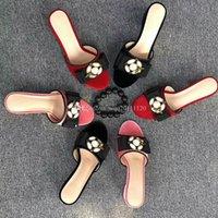 Wholesale fenty slipper rihanna resale online - With Box Dust Bag New Leadcat Fenty Rihanna Shoes Women Bowtie Slippers Indoor Sandals Girls Fashion Scuffs White Grey Pink Black Slide