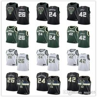 Wholesale pats jerseys for sale - Group buy Mens Womens Youth Milwaukee Bucks Kyle Korver Pat Connaughton Robin Lopez custom Basketball Jerseys