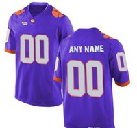 Wholesale american football jerseys stitched resale online - Men Youth women toddler Clemson Tigers Personalized CUSTOM ANY NAME AND NUMBER ANY SIZE Stitched College Football jersey
