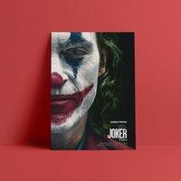 Wholesale joker poster resale online - Wall Artwork Pictures Joker HD Prints Poster Home Decoration Movie Role Canvas Painting Modular Framework For Bedside Background