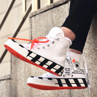 Wholesale cycle shoes resale online - OFF Whìte X Cònvèrse Chuck s Fashion Trainers Men Women Luxury Sneakers Canvas Shoes High Top Motocycle Sport Running Shoes casual shoes
