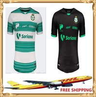 Wholesale best club soccer jerseys for sale - Group buy DHL Best quality Club Santos Laguna soccer jersey Santos Laguna soccer jersey