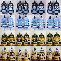 Wholesale lemieux 66 jersey for sale - Group buy RBK Pittsburgh Penguins jerseys Sidney Crosby Kris Letang Jake Guentzel Lemieux Evgeni Malkin Phil Kessel hockey jersey
