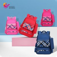 Wholesale bag fox men for sale - Group buy Seven Star Fox new schoolbag for primary school students English style for men and women Bag backpack backpack