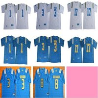 Wholesale order jersey factory for sale - Group buy Factory Outlet NCAA UCLA Bruins Rosen College Football Jersey Stitched Name And Number Mix Order Sport Jersey