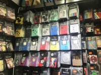 Wholesale ps4 card for sale - Group buy Playstation Game Card bag handle wallet PS4 game machine pattern short two fold Coin Purse Wallet Card bag