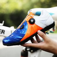 Wholesale bicycling shoes for sale - Group buy Tide Speed Lacing Professional Cycling Shoes Men Women Bicycle Sneakers Breathable Light Road Bike Shoes Outdoor Lovers