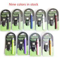 Wholesale VERTEX MAH Preheat Battery Kits Variable Voltage Battery threaded battery
