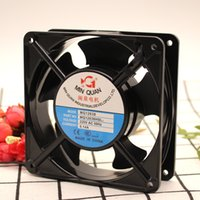 ingrosso ventilatori industriali di raffreddamento-For Minquan motor MQ12038HBL2 220V 12CM axial fan industrial chassis fan cooling fan