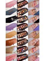 Wholesale perfect stockings resale online - in stock Makeup Fashiond Perfect Eyeshadow Pink Black Yellow Green Purple Eyeshadow Palette charming Color Eyeshadow Palette