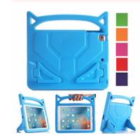 Wholesale kids eva foam handle case for sale - Group buy Kids Handle EVA Foam Kid Proof Tablet Cover for iPad Mini New ipad kindle fire HD7 HD8 HD10
