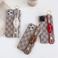 Wholesale 2020 new wristband mobile phone case for iphone pro max Xr Xs max X plus plus luxury design
