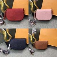 Wholesale english handbag resale online - Women Shoulder Bags New Fashion English Capital Casual Tote Letter Literature And Art Hit Color Canvas Handbag LB1700