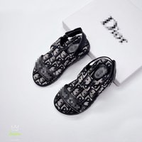Wholesale 2020 Kids Brands Summer Sandals Children Soft Sole Beach Sandals Years Old Baby Boys Girls Anti slip Cozy Cute Sport Shoes